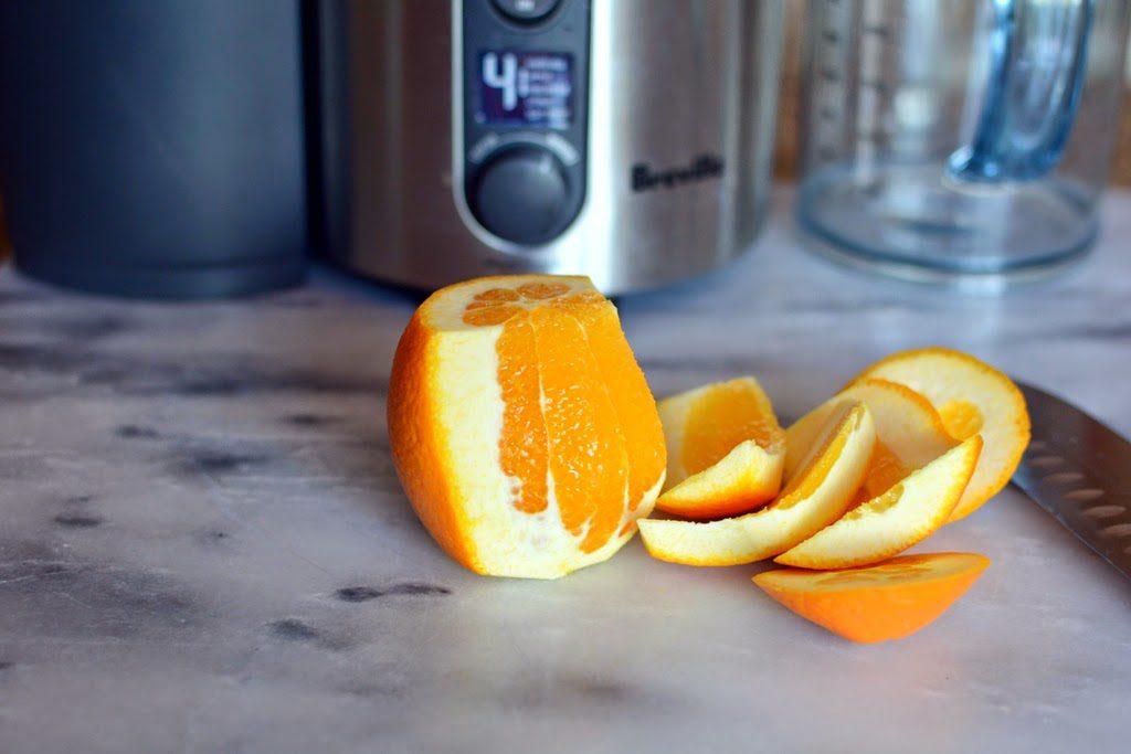 2 3 1024x683 - Fresh Peach Sangria Mocktail My Way