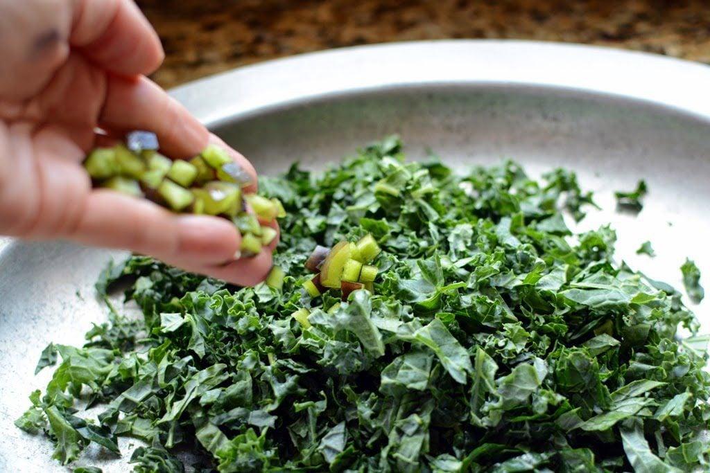 27 2 1024x683 - Farm Stand Kale and Quinoa Salad