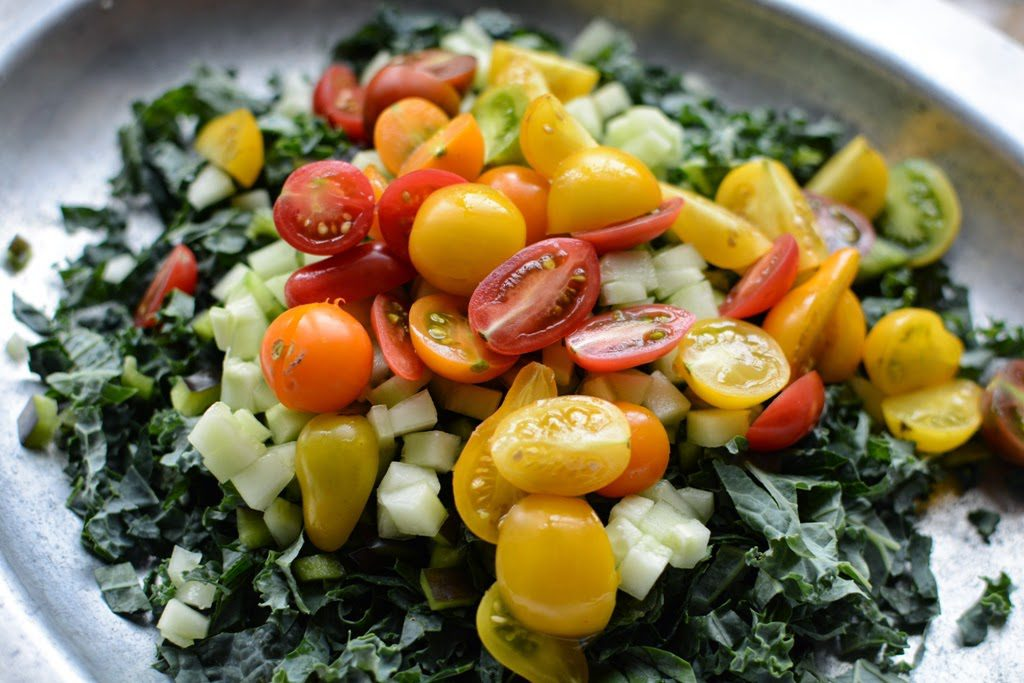 34 1 1024x683 - Farm Stand Kale and Quinoa Salad