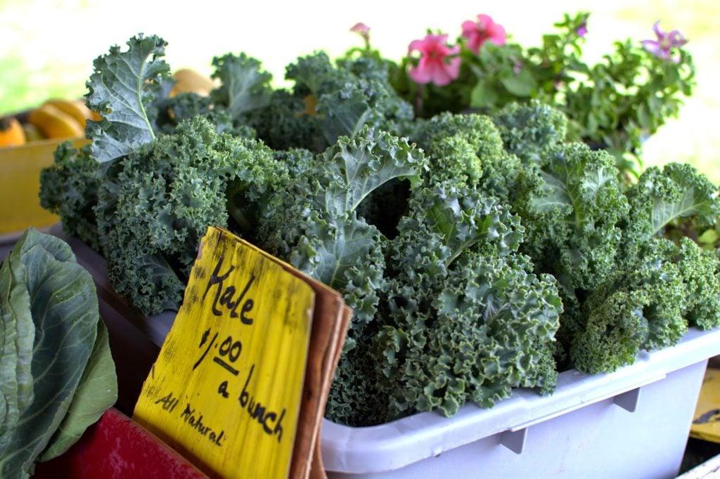 5 2 1024x682 - Farm Stand Kale and Quinoa Salad