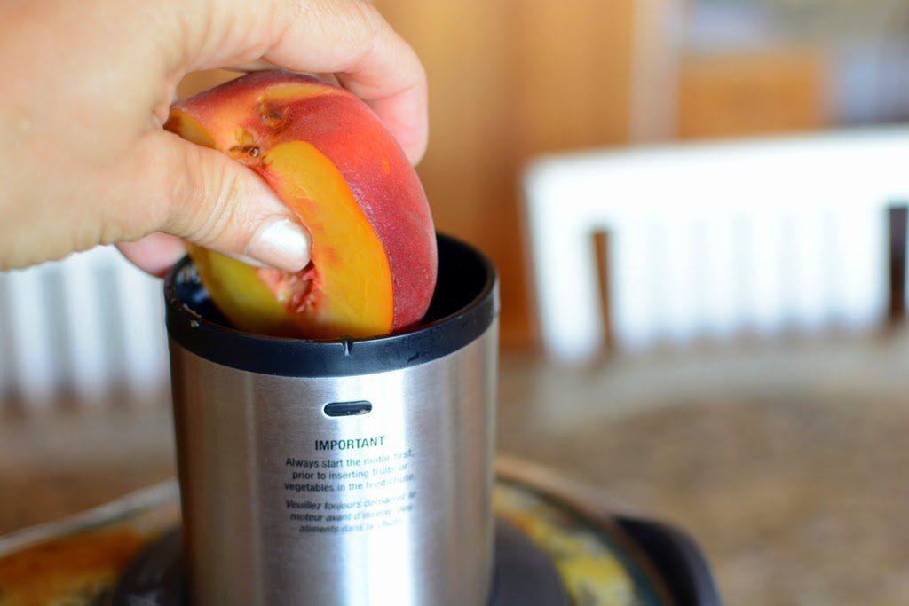 7 3 1024x683 - Fresh Peach Sangria Mocktail My Way