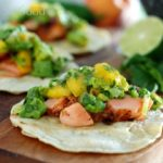 9 5 150x150 - Salmon Tacos with Grilled Peach Guacamole in 30 minutes...or less