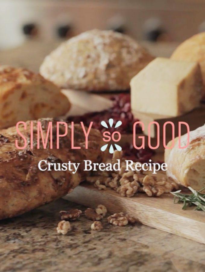 Crusty Bread, The Movie