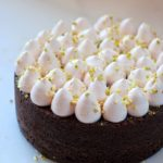 2 2 150x150 - Chocolate Beetroot Cake with Cardamom Rose Swiss Meringue Buttercream and  Pistachios