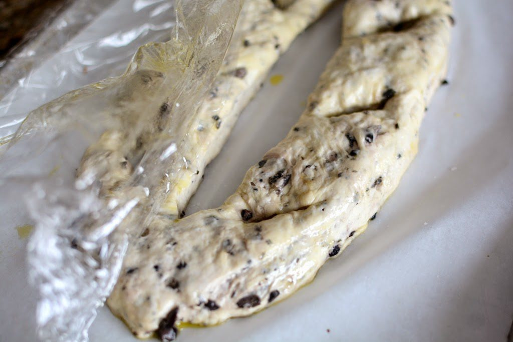 44 1024x683 - Kalamata Olive and Rosemary Fougasse with Fresh Herb and Pepper Dipping Oil