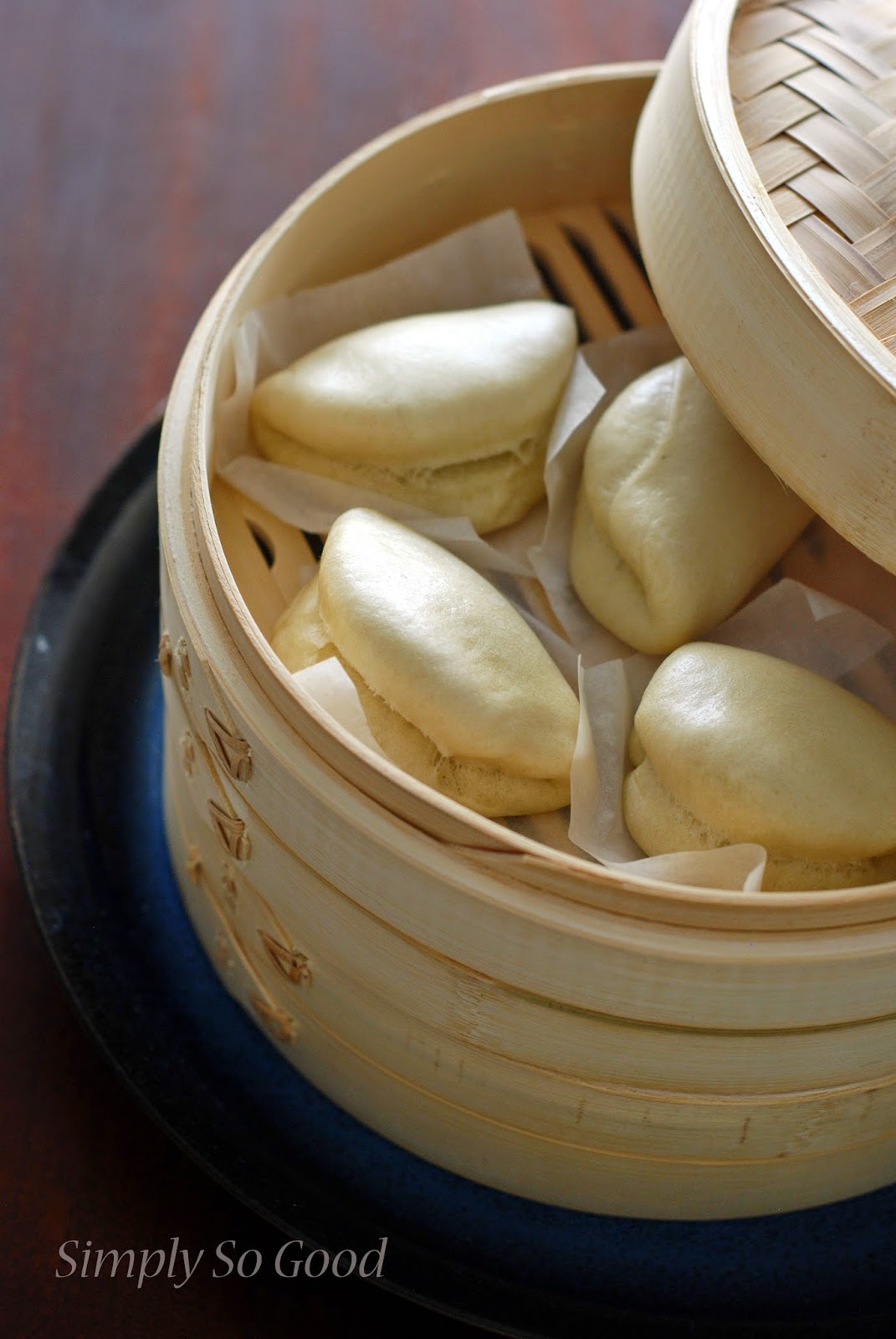 Steamed Buns or How to Steam Your Buns