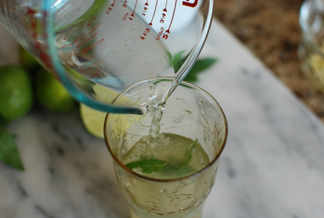 20 - Homemade Ginger Ale
