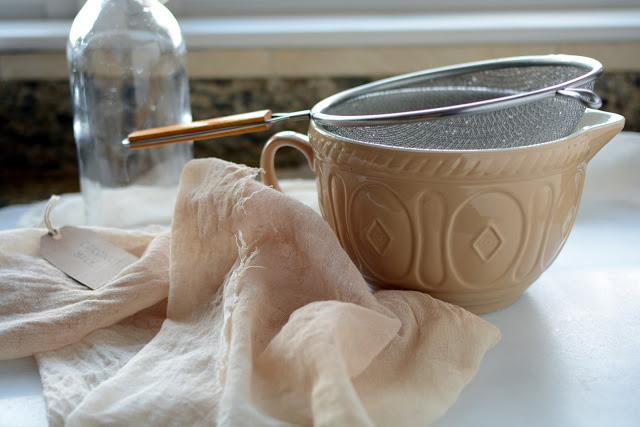 14 - Homemade Coconut Milk