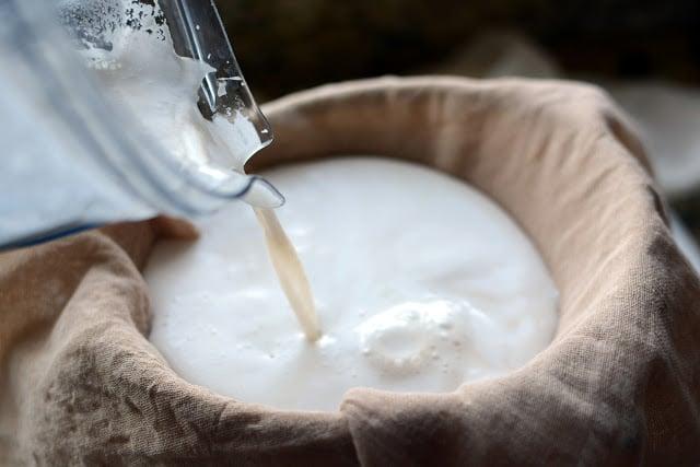 15 - Homemade Coconut Milk