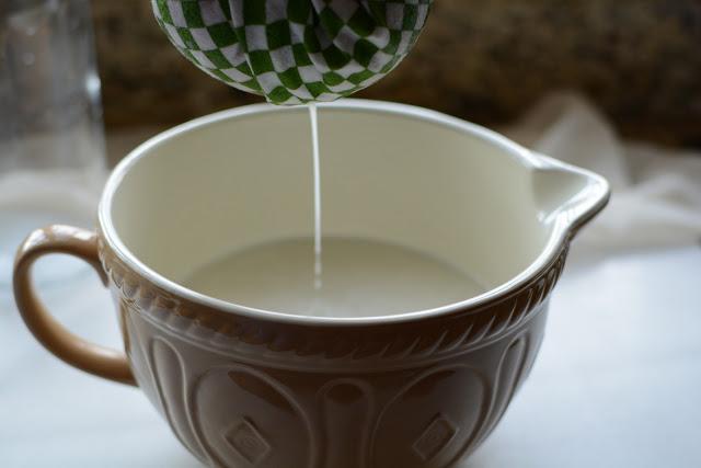 18 - Homemade Coconut Milk