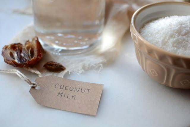 5 001 - Homemade Coconut Milk
