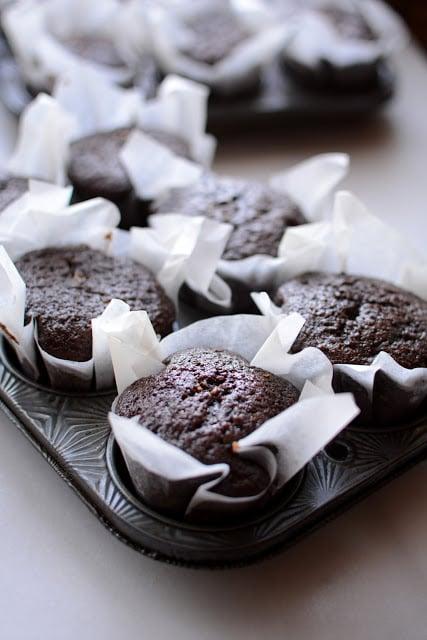 DSC 0212 - Coconut Cream Chocolate Cupcakes
