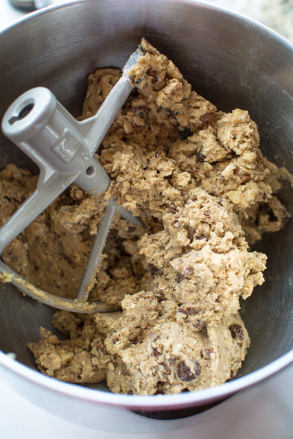 DSC 0073 - Old-Fashioned Oatmeal Raisin Cookies
