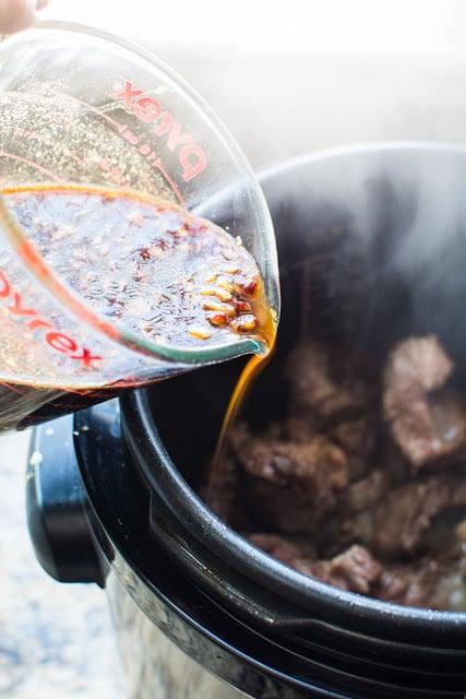 DSC 0043 - Steamed Banh Mi with Braised Beef Cheeks