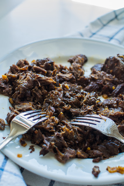 DSC 0051 - Steamed Banh Mi with Braised Beef Cheeks