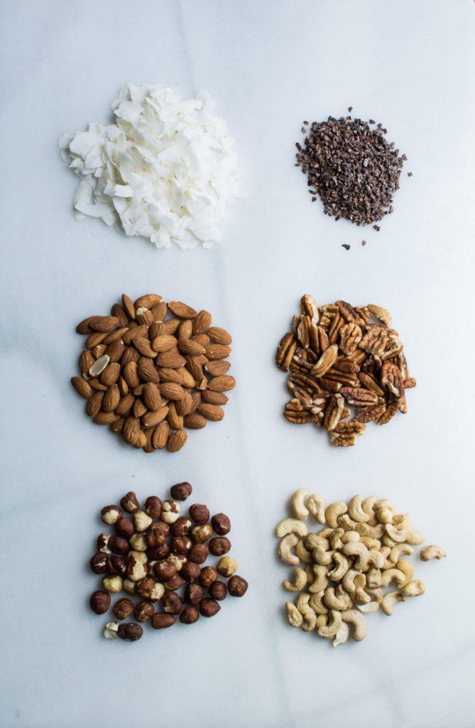 DSC 0002 669x1024 - Coconut Chocolate Peanut Butter Nut Bars