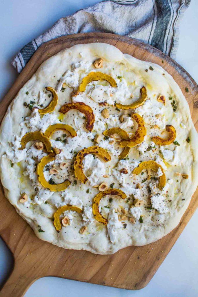 Green Curry Export 10 683x1024 - Delicata Squash Sage Burrata Pizza