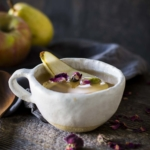 Apple Pear Rose Cardamom Cider