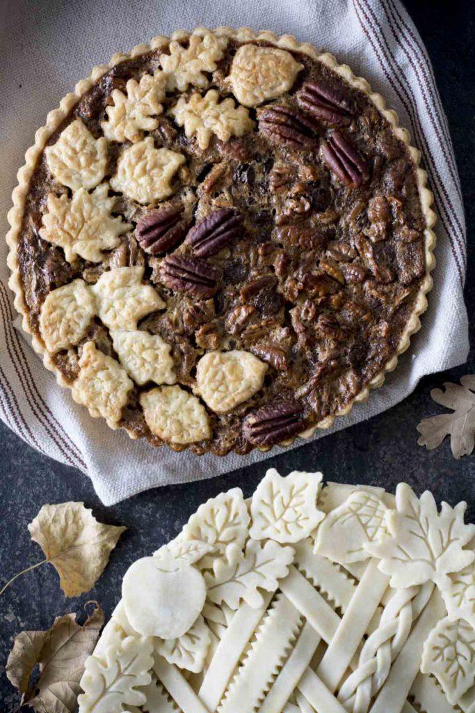 untitled 1 3 683x1024 - Spiced Apple Sour Cream Pie