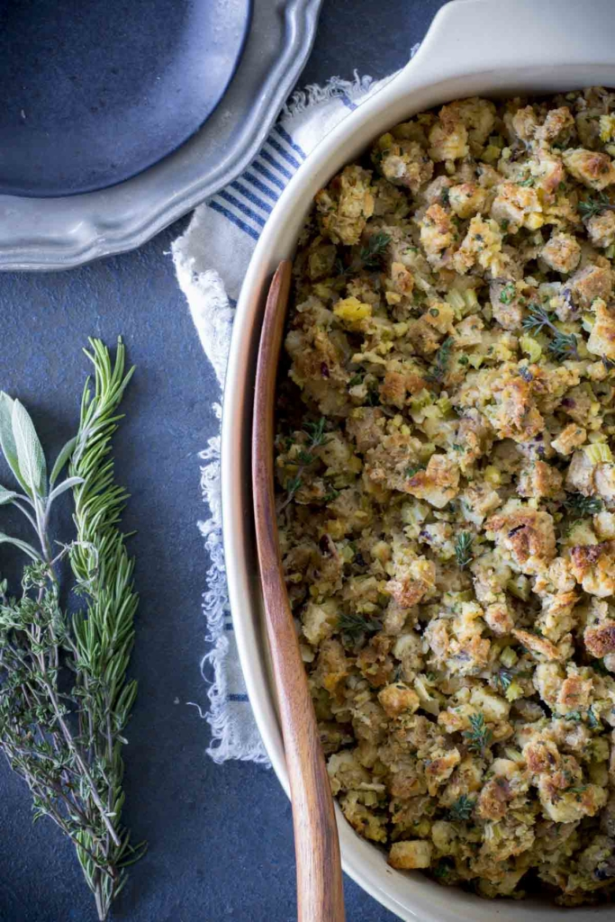 untitled 1 4 683x1024 - Fresh Herb Turkey Stuffing