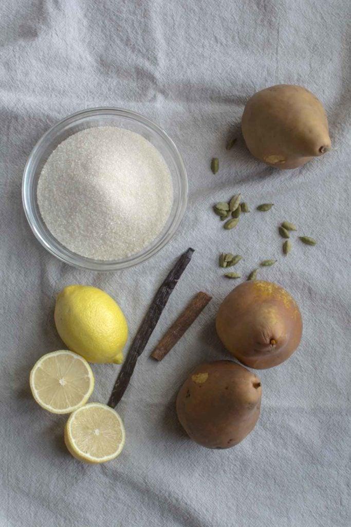 untitled 2 1 683x1024 - Pear Almond Tart