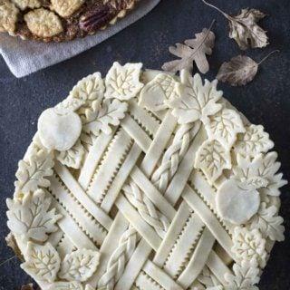 untitled 3 3 320x320 - Spiced Apple Sour Cream Pie