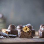 Praline Gianduja Chocolate Hazelnut Candy