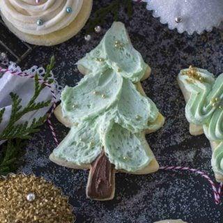 Butter Dream Sugar Cookies