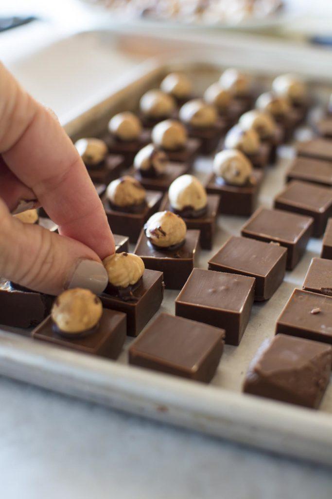 untitled 7 1 683x1024 - Praline Gianduja - Chocolate Hazelnut Candy