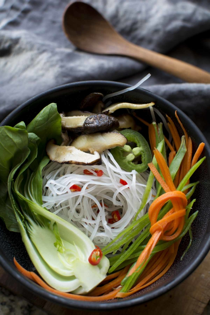 untitled 7 1 683x1024 - Simple Vegetable Pho