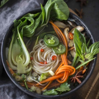 untitled 8 1 320x320 - Simple Vegetable Pho