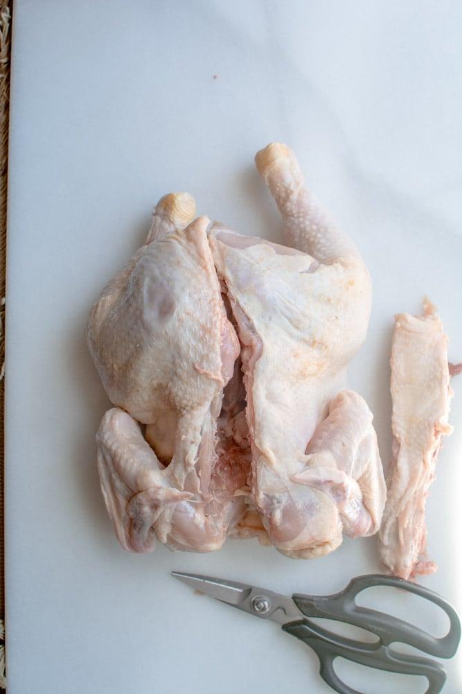 DSC 0372 - Jamaican Jerk Spatchcock Chicken