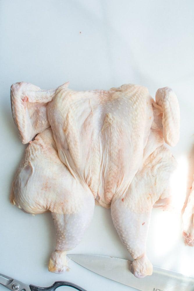 DSC 0378 - Jamaican Jerk Spatchcock Chicken