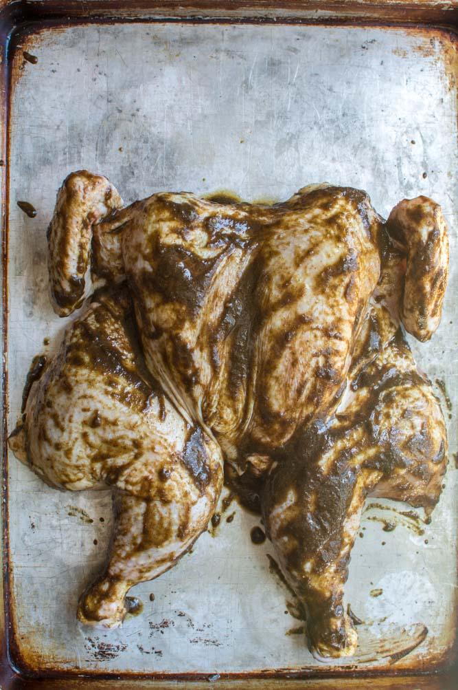 DSC 0381 - Jamaican Jerk Spatchcock Chicken