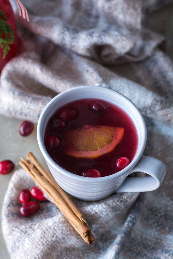Spiced Cranberry Wassail