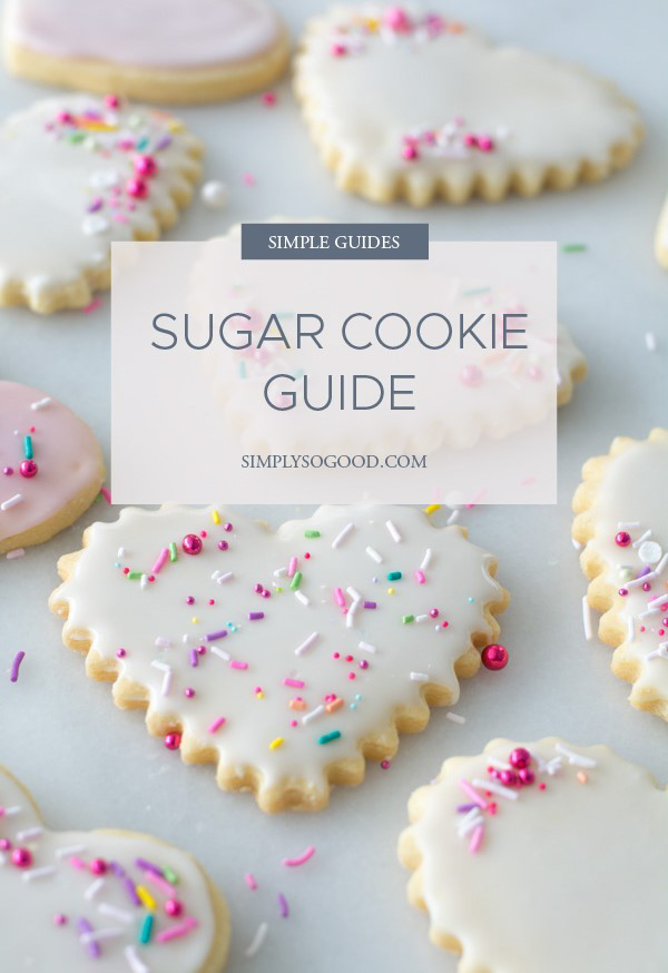 Sugar Cookie Guide
