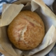 No-knead Crusty Bread in a Dutch oven